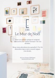 Invitation Mur de Noël Zeuxis