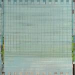 le fond de la baie II 2017, 100x100