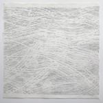 sillage 2018 52x52cm papier gampi